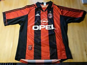 AC Mailand Fußball Trikot Größe L