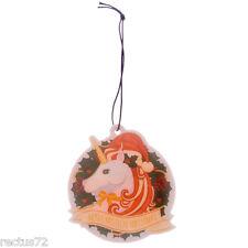 Christmas Cookie Christmas Unicorn Air Freshener