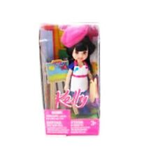 Mattel 2009 Kelly Career Doll Artist N4962 New in Box 100% Authentic