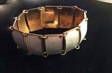 David Andersen Wide Enamel Bracelet