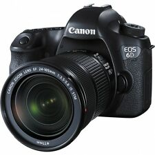 Canon EOS 6D Kit 24-105 IS STM F3.5-5.6 Garanzia ITA