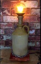 Bottle Corded Funky Lamps