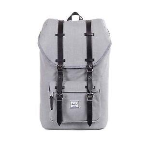 NWT Herschel Supply Co. Collection Little America Backpack Wild Dove Hemp Bag