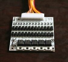 Battery Protection BMS PCB Board Balance FOR 13 Packs 48V LiFePo4 Cell batteries