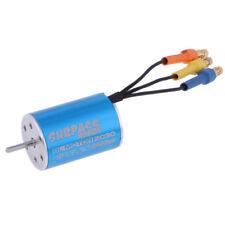 MagiDeal 2030 4800KV 6Slot Blau Motor Brushless Sensorless für 1/16 RC