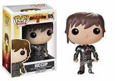 FUNKO POP MOVIES HOW TO TRAIN YOUR DRAGON 2 #95 HICCUP~VINYL FIGURE~FAST POST !!