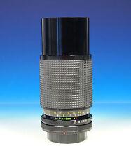 AUTO promura CP HI-LUX 4.5/80-200mm per Canon FD obiettivo lens objectif - 91144