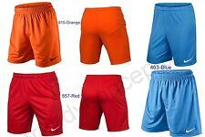 Nike Park 2 Dri Fit Men Women Unisex Running Training Sports Football Gym Shorts