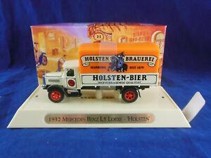 Matchbox Yesteryear YGB06 1932 Mercedes Benz L5 Lorry Holsten