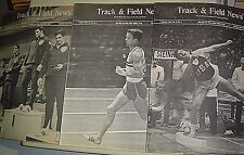 II FEB, I MARCH, II MARCH 1969 Track & Field News Magazine ALL 3 FOR ONE PRICE