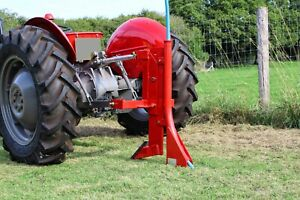 WRP1 - Winton Ripper & Pipe Layer 4.5cm Pipe - For Compact Tractors
