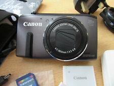 Canon PowerShot SX270 HS 12.1MP Digital Camera - Grey VERY GOOD CONDITION