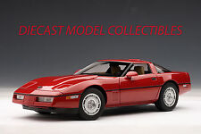 AUTOART 71241 CHEVROLET CORVETTE 1986 - BRIGHT RED 1:18TH SCALE