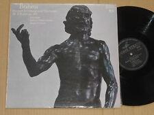 BRAHMS -Konzert für Klavier und Orchester... (E. Gilels, E. Jochum) LP Eterna