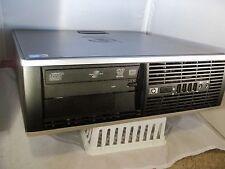 HP ELITE 8000 SFF PC Core 2 Duo E8400 3.0GHz 2GB Ram 250GB HDD DVDRW WIN 7 Pro