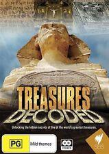 Treasures Decoded (DVD, 2013, 2-Disc Set)