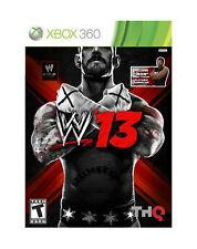 Wwe 13 XBOX 360 Sports (Video Game)