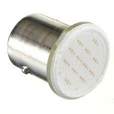 2 x 1157-T25 BAY15D COB LED P21 / 5W turn light DC 12V Red Light G2C7 X1C0