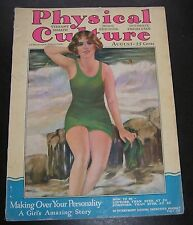 PHYSICAL CULTURE MAGAZINE...........................................August, 1929