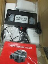 VIDEO TRANSFER SYSTEM COMPLETE UNUSED