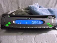 SONY EXPLOD RADIO/CD/RECEIVER/PLAYER/ CD-R/RW/EQ3/52WX4