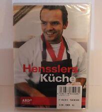 DVD Hensslers Küche Einfach und  lecker asiatisch kochen