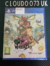 Wonder Boy the dragon's trap launch edition UK PAL New wonderboy for Sony PS4