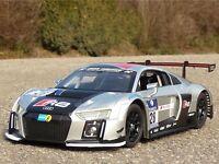 RC Modell AUDI R8 V10 LMS RACING mit LICHT Länge 32cm Ferngesteuert 27MHz 405098
