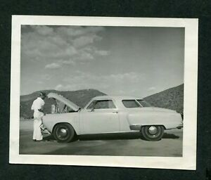 Vintage Car Photo 1950 1951 Studebaker 417159