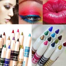 12pc wasserfest Pro Kosmetik Lidstrich Lidschatten-Stift Eyeliner Stift Make-up