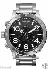 Nixon Original 51-30 Chrono A083-000 Black Tone 51mm Watch