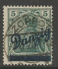 German & Colonies Used 2 Number Stamps