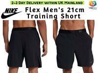 *NEW* Nike Flex Men's 21cm Training Short  Large | Gym short | workout short
