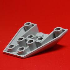 #521-4855 lego ® wedge 4 x 4 triple inverted althellgrau 7180 6387 6552 6375