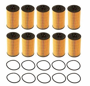 Case of 10 OEM Oil Filters for Chevy Aveo Cruze Sonic Trax Buick Pontiac Saturn