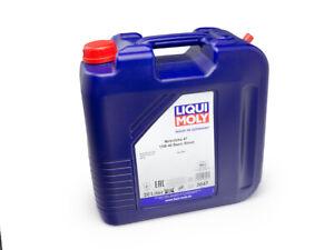 Liqui Moly Aceite de Motor Mineral Basic Street 20 Litro 10W-40