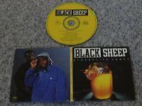 BLACK SHEEP Strobelite Honey RARE 3 Trk DJ Remix PROMO CD Single 1992 Hip-Hop