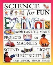Single Titles: Science for Fun Experiments 4 by Gary Gibson (1996, Paperback)