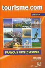 TOURISME.COM.(LIVRE + CD AUDIO).(2ª.EDICION). ENVÍO URGENTE (ESPAÑA)