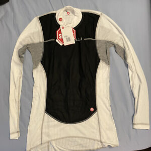 New! Castelli S Flanders Wind LS Long Sleeve Cycling Jersey. Gore Tex Base Layer