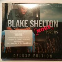 Pure BS by Blake Shelton Deluxe Edition CD May-2008 Warner Brothers Nashville