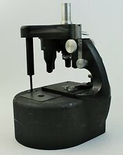 Vintage Bausch Amp Lomb Microscope Objective Laboratory Science Equipment As Is