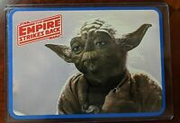 1980 Star Wars The Empire Strikes Back - Antique  Postcard Jedi Master, Yoda Is.