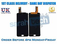 "NUOVO Meizu MEILAN M2 NOTE 2 M571 5.5"" LCD Display Touch Screen Digitizer nero"