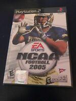 NCAA Football 2005 (Sony PlayStation 2, 2004)