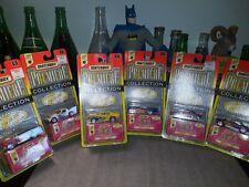 Lesney matchbox Superfast premier series 11 complete 1 through 6 mint!!!!!!!!