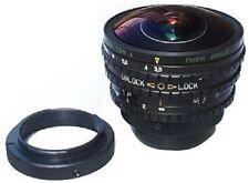 FISHEYE Peleng objectif 3.5/8A pour Leica M et pour L39