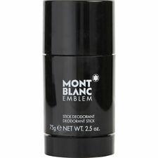 Mont Blanc Montblanc EMBLEM for men deodorant stick 75 g 2.5 oz new sealed