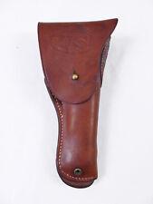 ORIGINAL US WW2 M1916 Holster Pistol Colt 1911 Government Lederholster BOYT 42
