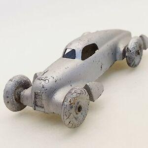 Concept racing toy car plastic Vintage 1970's